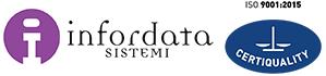 Infordata Sistemi Srl - Stampanti card, Lettori RFID NFC - Sito aziendale